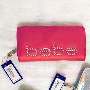 Bebe•Jetta SLG Wallet•Red